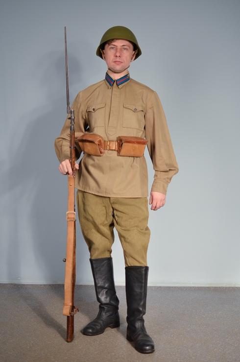 Одежда солдата 1941